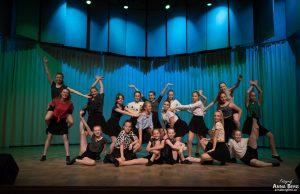 Showdans/Jazz 2-100 år